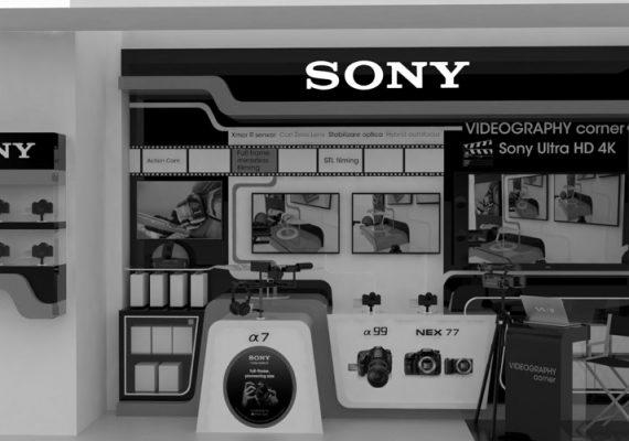 Expo Sony